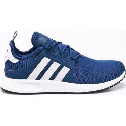 Adidas Originals - Buty X_Plr. Niebieskie buty skate męskie adidas Originals, z materiału, na sznurówki. W wyprzedaży za 269,90 zł.