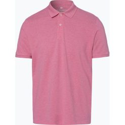 Koszulki polo: Nils Sundström – Męska koszulka polo, różowy