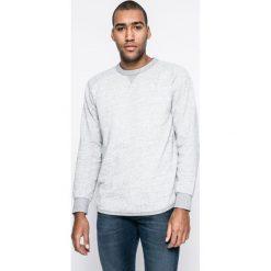 G-Star Raw - Bluza. Szare bluzy męskie rozpinane marki G-Star RAW, l, z bawełny, bez kaptura. W wyprzedaży za 239,90 zł.