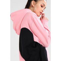 Bluzy rozpinane damskie: Puma HEARTBREAKER HOODY  Bluza z kapturem (left) candy pink women