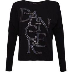 Bluzy rozpinane damskie: Bluza DEHA Print|Czarny