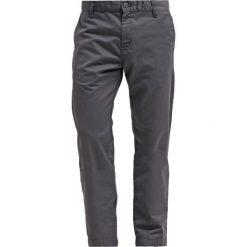 Spodnie męskie: Carhartt WIP STATION DUNMORE Chinosy blacksmith rinsed