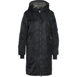 Płaszcze damskie: True Religion DRAGON Płaszcz zimowy black