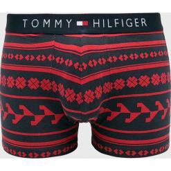 Tommy Hilfiger - Bokserki. Czarne bokserki męskie marki TOMMY HILFIGER, z bawełny. Za 129,90 zł.
