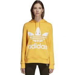 Bluzy damskie: Adidas Bluza damska Trefoil Chalk Orange r. 32 (DH3138)