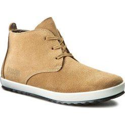 Botki BIG STAR - V273001 Beige. Szare buty zimowe damskie marki BIG STAR, z materiału. W wyprzedaży za 149,00 zł.