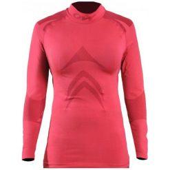One Way Koszulka Sportowa Master Pro L/S Shirt Pink L-Xl. Różowe topy sportowe damskie One Way, l, ze skóry, z długim rękawem. W wyprzedaży za 102,00 zł.
