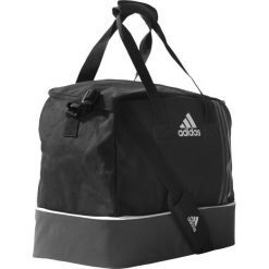 Torby podróżne: Adidas Torba Tiro 17 Team Bag M z dolną komorą czarna (B46123)