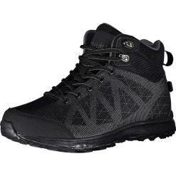 """Buty trekkingowe męskie: Buty trekkingowe """"Ligo mid DX M"""" w kolorze czarnym"""