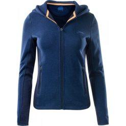 Bluzy rozpinane damskie: IGUANA Bluza damska Mavuto navy melange/baja blue floral print r. XS