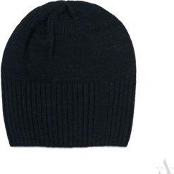Czapka damska Simple & cozy czarna. Czarne czapki zimowe damskie Art of Polo. Za 42,47 zł.