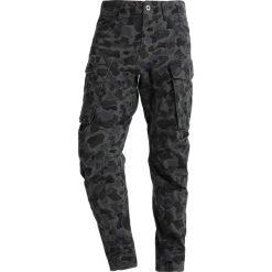 Spodnie męskie: GStar ROVIC QANE 3D TAPERED Bojówki black