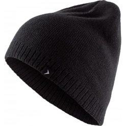 Czapka damska CAD600 - głęboka czerń - Outhorn. Czarne czapki zimowe damskie Outhorn, na jesień. Za 19,99 zł.
