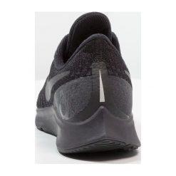 Nike Performance AIR ZOOM PEGASUS  Obuwie do biegania treningowe black/oil grey/white. Czarne buty do biegania damskie Nike Performance, z materiału. Za 499,00 zł.
