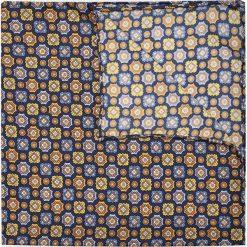 Poszetka Wzór Geometryczny. Szare poszetki męskie LANCERTO, w geometryczne wzory, klasyczne. Za 99,90 zł.