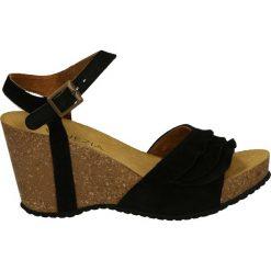 Sandały damskie: Sandały – 848-A645 NERO