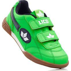 Buty sportowe Lico bonprix zielono-niebieski. Zielone buty sportowe chłopięce bonprix. Za 59,99 zł.