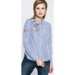 Haily's - Koszula Alysa. Szare koszule damskie Haily's, l, w paski, z bawełny, casualowe, z klasycznym kołnierzykiem, z długim rękawem. W wyprzedaży za 49,90 zł.