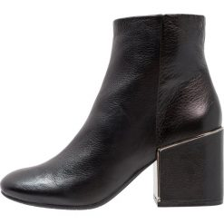 Botki damskie lity: Kenneth Cole New York REEVE 2 Ankle boot black
