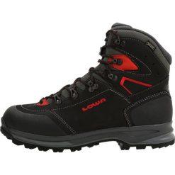 Buty trekkingowe męskie: Lowa LAVAREDO GORETEX Buty trekkingowe schwarz/rot