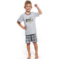 Bielizna chłopięca: Piżama Kids Boy 789/60 Patrol szara r. 104