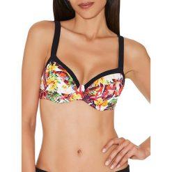 """Stroje dwuczęściowe damskie: Biustonosz bikini """"Summer Lounge"""" z kolorowym wzorem"""
