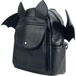Plecaki damskie: Banned Bat Plecak czarny