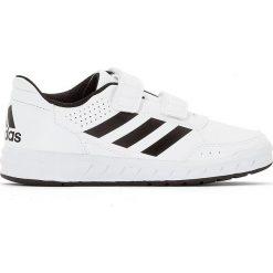 Tenisówki zapinane na rzep AltaSport CF K. Szare buty sportowe chłopięce adidas Performance, z kauczuku. Za 146,96 zł.