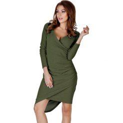 Długie sukienki: Sukienka w kolorze zielonym