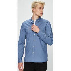 Mustang - Koszula. Czarne koszule męskie na spinki marki TOM TAILOR DENIM, l, z bawełny, button down, z długim rękawem. W wyprzedaży za 99,90 zł.