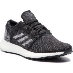 Buty adidas - PureBoost Go B37803 Cblack/Greone/Grefiv. Czarne buty do biegania męskie Adidas, z materiału. Za 499,00 zł.