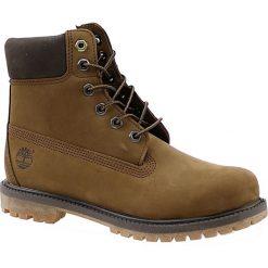 Timberland 6 Premium Boot A19RI. Czarne buty trekkingowe damskie marki Timberland, na zimę. W wyprzedaży za 699,99 zł.