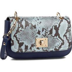 Torebka LIU JO - Baguette C/Patta Lil N67112 E0019 Sky/Dress Blue W9861. Niebieskie torebki klasyczne damskie Liu Jo. W wyprzedaży za 249,00 zł.