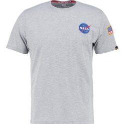 T-shirty męskie z nadrukiem: Alpha Industries SPACE SHUTTLE Tshirt z nadrukiem grey heather