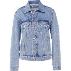 Kurtki damskie: Agolde PRESTON Kurtka jeansowa blue denim