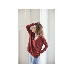 OLIVE MARSALA bluza. Czerwone bluzy damskie Gau great as you, m, z bawełny. Za 229,00 zł.
