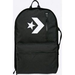 Converse - Plecak. Czarne plecaki damskie Converse, z poliesteru. Za 349,90 zł.