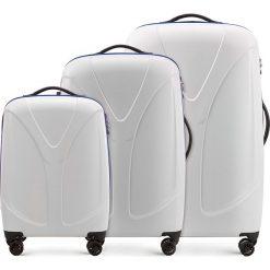 Walizki: 56-3P-95S-81 Zestaw walizek