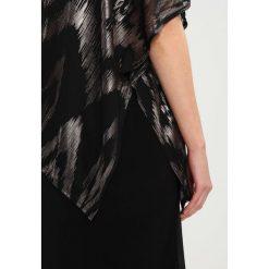 Sukienki hiszpanki: Wallis IKAT FOIL OVERLAY   Sukienka koktajlowa black