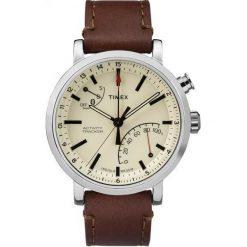 Zegarek Timex Męski TW2P92400 Metropolitan+ Bluetooth Watch brązowy. Brązowe zegarki męskie Timex. Za 762,93 zł.