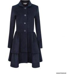 Płaszcze damskie: Płaszcz z kaszmirem Greta/Navy