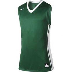 Nike Koszulka National Varsity Stock M Zielony r. XXL (639394-342*XXL). Białe koszulki sportowe męskie marki Adidas, l, z jersey, do piłki nożnej. Za 70,93 zł.