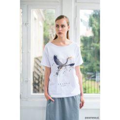 Bluzki, topy, tuniki: CZAPLA Oversize t-shirt