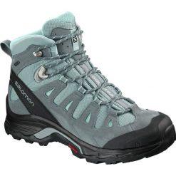Buty trekkingowe damskie: Salomon Buty damskie Quest Prime GTX W Lead/Stormy Weather/Eggshell Blue r. 39 1/3 (404636)