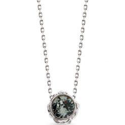 Łańcuszki męskie: Zjawiskowy Srebrny Wisiorek – srebro 800, Swarovski