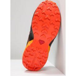 Salomon SPEEDCROSS CSWP Obuwie do biegania Szlak black/tangelo/cherry tomato. Czarne buty do biegania damskie marki Salomon, z gumy, salomon speedcross. Za 359,00 zł.