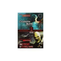 Mistrzowie horroru 1: Cigarette Burns / Incydent na górskiej trasie [DVD]. Czarne chinosy damskie marki Adidas. Za 5,41 zł.