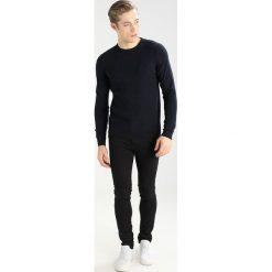 Swetry klasyczne męskie: Burton Menswear London BASKET CREW Sweter navy