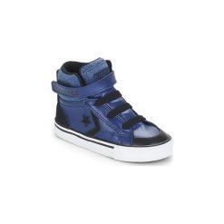 Buty Dziecko Converse  PRO BLAZE STRAP HI. Niebieskie trampki chłopięce marki Converse. Za 197,10 zł.
