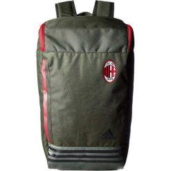 Plecaki męskie: Plecak w kolorze khaki – (S)29 x (W)48 x (G)15 cm